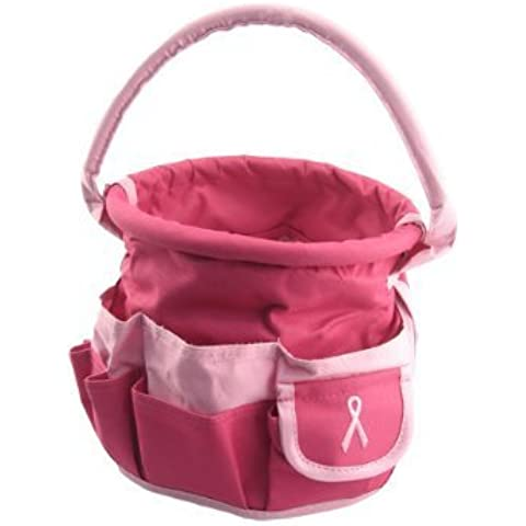 Stuff Bucket Tote - Pink - Breast Cancer Awareness by Neatnix
