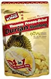 Fruit king vacuum freeze-dried durian monthong 100g