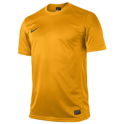 Nike Herren Kurzarm Trikot Park VI, university gold/black, 2XL, 448209 (Polo-shirt Gestickte Nike)