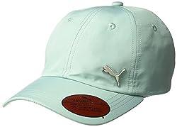 PUMA Womens Evercat Opal Cap, Blue/Silver, OS