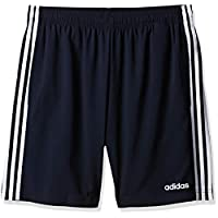adidas mens E 3S CHELSEA SHORTS, Color: White, Size: S