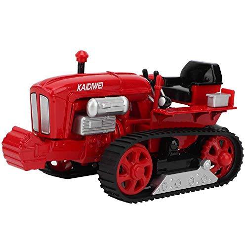 Tnfeeon 1:18 Modelo de Tractor de Oruga de aleación, Modelos