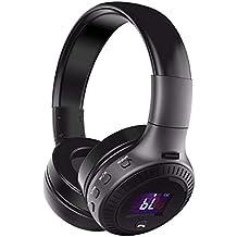 Elegiant Auriculares Inalámbricos, Bluetooth 4.0 Diadema de Sonido Estéreo con 4 Modos De Altavoz +