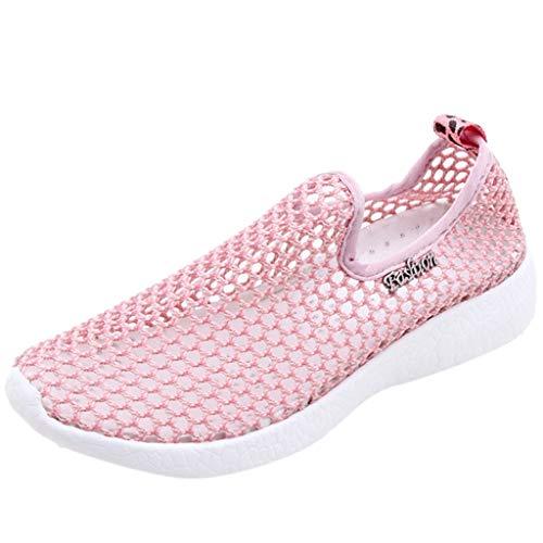 Luckycat Mujer Zapatillas Deporte Zapatos Deportivos