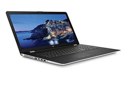 HP 17-bs004na 17.3-Inch Laptop - (Silver) (Intel Core i3-6006U 2 GHz, 8 GB RAM, 2 TB HDD, Windows 10 Home)