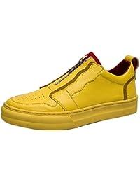 dba2465892fc6 Amazon.es  Amarillo - Zapatillas de estar por casa   Zapatos para ...