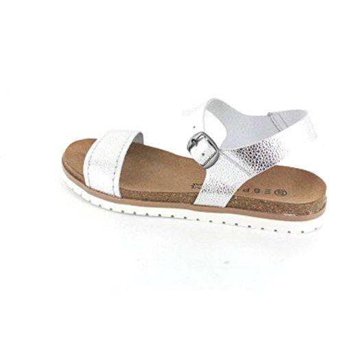Esprit Moraira Sandal Grau