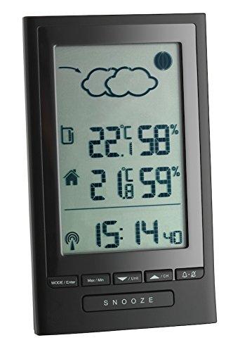 TFA Dostmann 35.1122 - Estación meteorológica