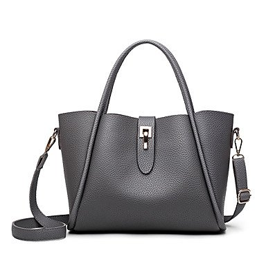 Le donne della moda Classic Crossbody Bag,grigio Gray
