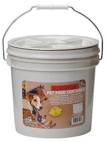 Gamma2 Vittles Vault 8 for Pet Food Storage by Gamma (English Manual)