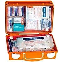 Holthaus Medical Erste-Hilfe-Koffer QUICK Verbandskasten Notfallkasten, 26x17x11cm, mit DIN13157 preisvergleich bei billige-tabletten.eu