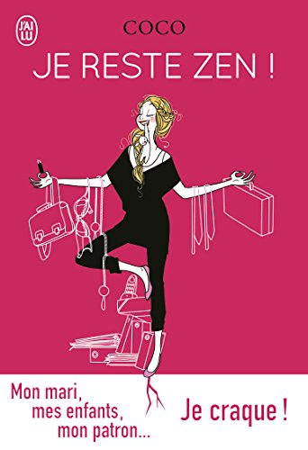 Je Reste Zen [Pdf/ePub] eBook
