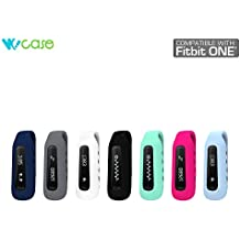 WoCase Clip (Black , Classic) for Fitbit ONE Activity and Sleep Tracker Wristband Band Bracelet ( (Best Gift for Fitbit ONE User)