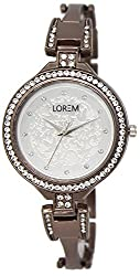 D B Fashion Silver Colour Belt and Dial Belt Stylist New Design Wrist Analogue Watch for Girls and Women Solid Suitable for Stylish Girls and Women