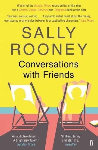 Conversations With Friends por Rooney Sally