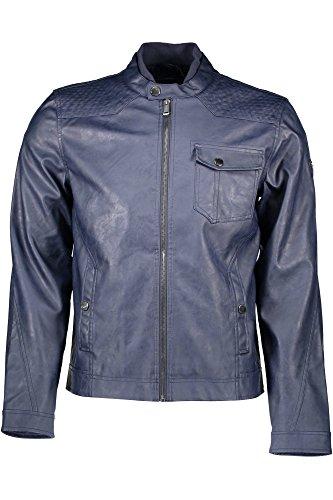 GUESS JEANS M62L05W7CZ0 Jacke Harren blau G720 2XL (Jacke Jeans Guess)