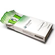 BMW genuino de aire del coche del ambientador natural de té verde Sticks kit de recarga 83122298517