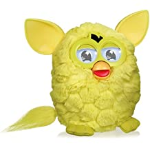 Furreal - A00051010 - Peluche et Animal Interactif - Furby Sprite (Jaune) - Version Française