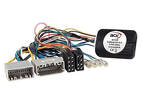 ACV 42sch00c Lenkradfernbedienung Adapter Chrysler/Dodge/Jeep Mehrfarbig Chrysler-adapter