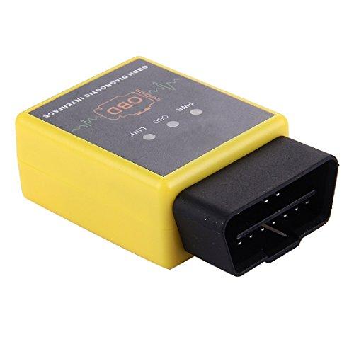 SM-PC®, OBD 2 II KFZ Auto Bluetooth Diagnosegerät Fehlerspeicher auslesen über Android App Handy oder PC #846