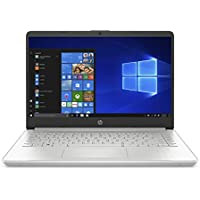 """HP 14s-dq1015nl Notebook PC, i5-1035G1, RAM 8GB, SSD 256, Memoria Optane 16 GB, Display 14"""" FHD IPS Antiriflesso, Argento Naturale"""