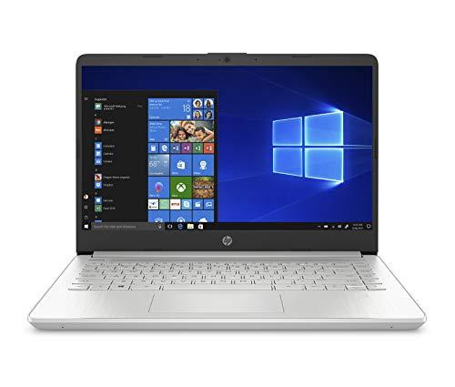 hp-pc 14s-dq0007nl notebook pc, core i5-8265u, 8 gb di ram, ssd da 256, display 14 fhd antiriflesso ips, argento naturale