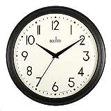 Acctim Amelia-Negro-Reloj de Pared