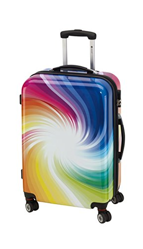 Trolley Koffer 76x52x30 cm Reisekoffer 115 Liter Gewicht 5 kg Twister mehr Packvolumen Hartschalenkoffer