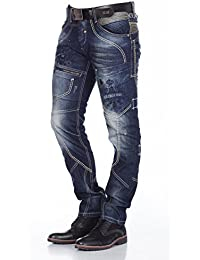 Cipo & Baxx Jeans Regular Fit (Azul)