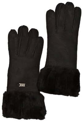 Emu Apollo Bay Women's Gloves Black Small