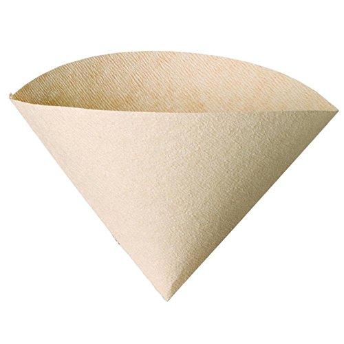 Paper Filter Kaffee Spezialpapier Tropf Filter für Kaffee Hand-Ped Kaffeefilter 5 Cup Drip Coffee Maker