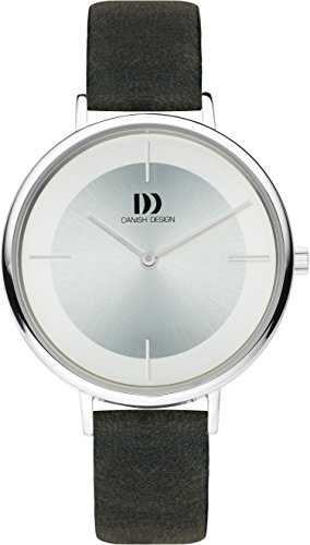 Danish Design Womens Analogue Quartz Watch with Leather Strap IV12Q1185