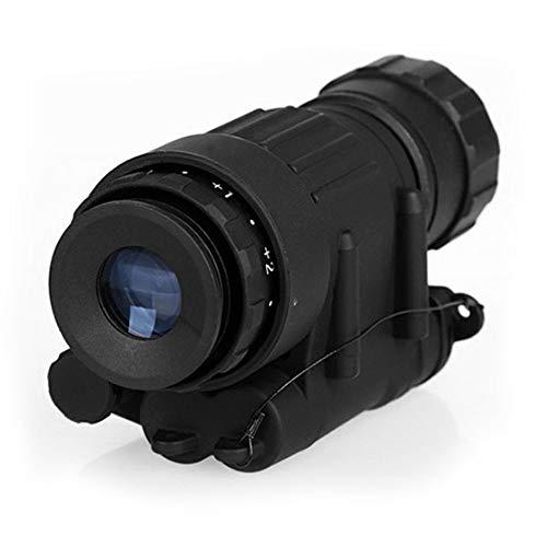 YTBLF Outdoor-Jagd Nachtsichtgerät Zielfernrohr Einzigen Rohr Gerät Wasserdicht Nachtsicht Pvs-14 Digitale Beleuchtung