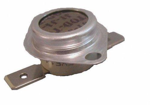 TOC-Set: 1701583 zu C00095566 Hotpoint Creda Ariston, Creda, Hotpoint TCR Serie TDC Serie, Indesit-Trockner Wäschetrockner thermostat-Set, mit grünen Punkten, für Modelle ab Mai 1999 Green spot, Baujahr ab Mai 1999