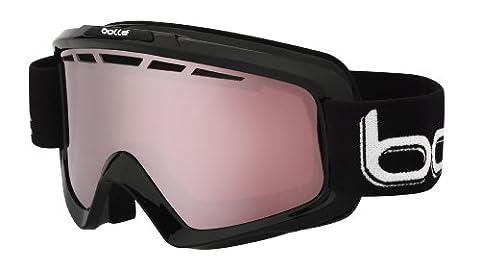 Bollé Goggles Nova II, Shiny Black Modulator Anti-glare, 21070