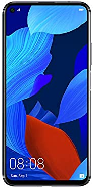 Huawei Nova 5T 6.2 inch Display, 128 GB, 8 GB RAM, Black
