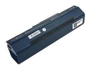 8800 mAh 11,1v Mit höher Kapazität Notebook Akku für Acer Aspire One / ZG5 / ZG 5 - (Dunkelblau)