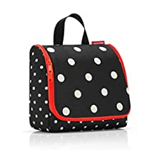 Reisenthel toiletbag mixed dots Beauty Case 23 centimeters 3 Nero (Mixed Dots)