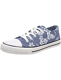 Sneakers blu navy per unisex Canadians
