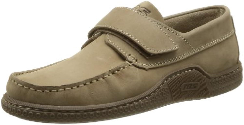 TBS Galais 40galais38 - Zapatos de cuero para hombre, color marrón, talla 43