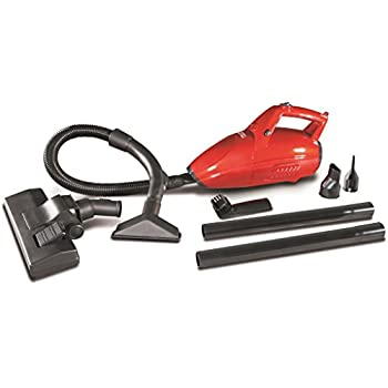 Eureka Forbes Super Clean Handheld Vacuum Cleaner Red Black