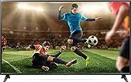 LG Electronics 65UM7050PLA 164 cm (65 Zoll) UHD Fernseher (4K, Triple Tuner (DVB-T2/T,-C,-S2/S), Active HDR, 5