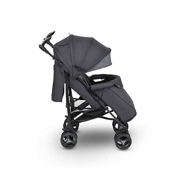 Lionelo Irma Folding Stroller with Backrest Adjustment 6 Inch Wheels Lionelo  5