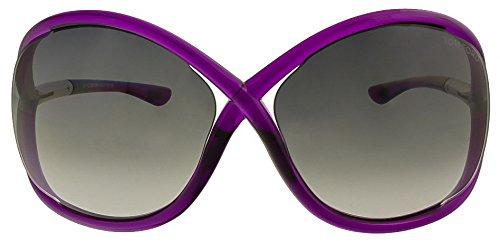 Tom Ford sonnenbrillen WHITNEY 75B, 64 mm Tom Ford Whitney Sonnenbrille