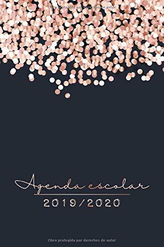 2019 2020 Agenda Escolar: El Calendario Semestral y Planificador de Estudios |...