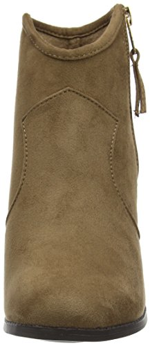 New Look Wide Foot Calley, Bottes Classiques Femme Brown (brown/21)