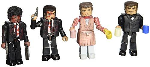 Pulp Fiction XX Aniversario Minimates Bonnie Box Set