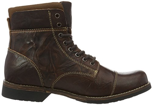 Aldo Herren Swithbert Kurzschaft Stiefel Braun (dark Brown / 22)