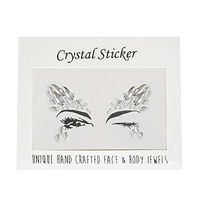 Crystal Tattoos Face Jewels