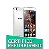 (Renewed) Lenovo Vibe K5 Plus (16GB, Silver)